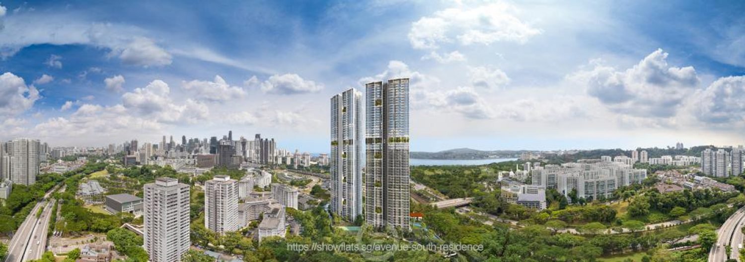 Avenue South Residence panoramic view